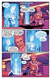 All-New Guardians Of The Galaxy (2017-2018) Annual #1