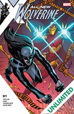 All-New Wolverine (2015-2018) #21