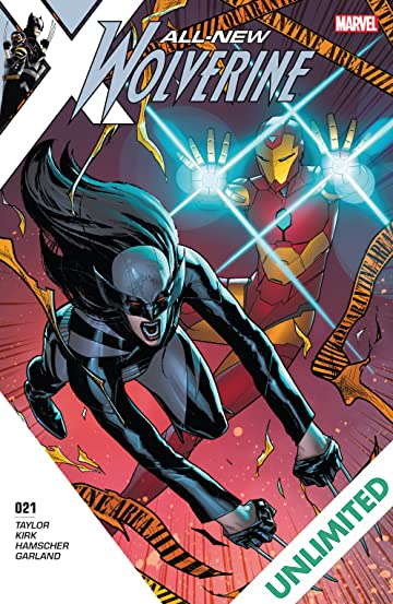 All-New Wolverine (2015-) #21