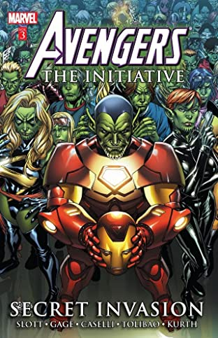 Avengers: The Initiative Tome 3: Secret Invasion