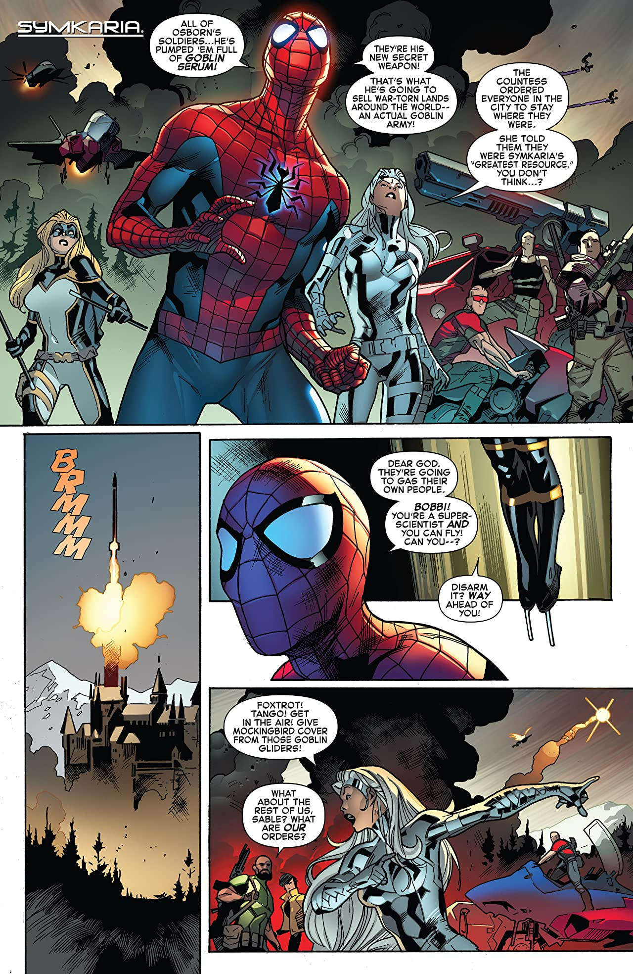 Amazing Spider-Man (2015-2018) #28