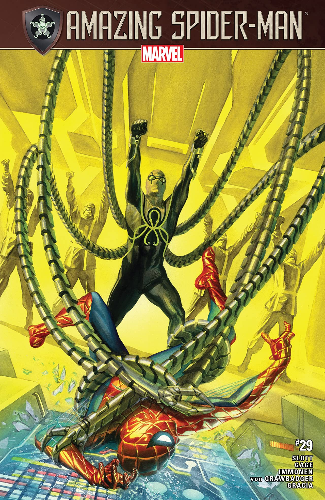 Amazing Spider-Man (2015-) #29