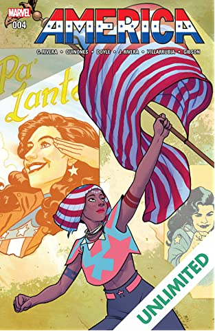 America (2017-) #4