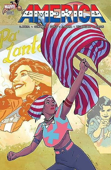 America (2017-2018) #4