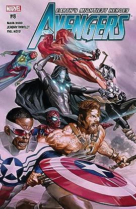 Avengers (2016-2018) #8