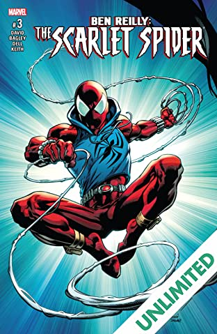 Ben Reilly: Scarlet Spider (2017-2018) #3