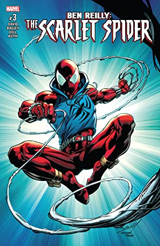 Ben Reilly: Scarlet Spider (2017-) #3
