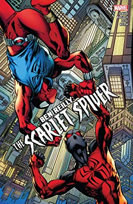 Ben Reilly: Scarlet Spider (2017-2018) #4