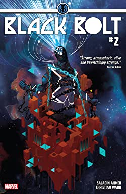 Black Bolt (2017-) #2