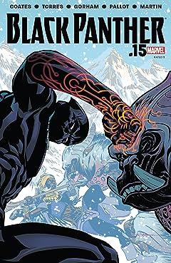 Black Panther (2016-2018) #15