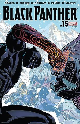 Black Panther (2016-) #15