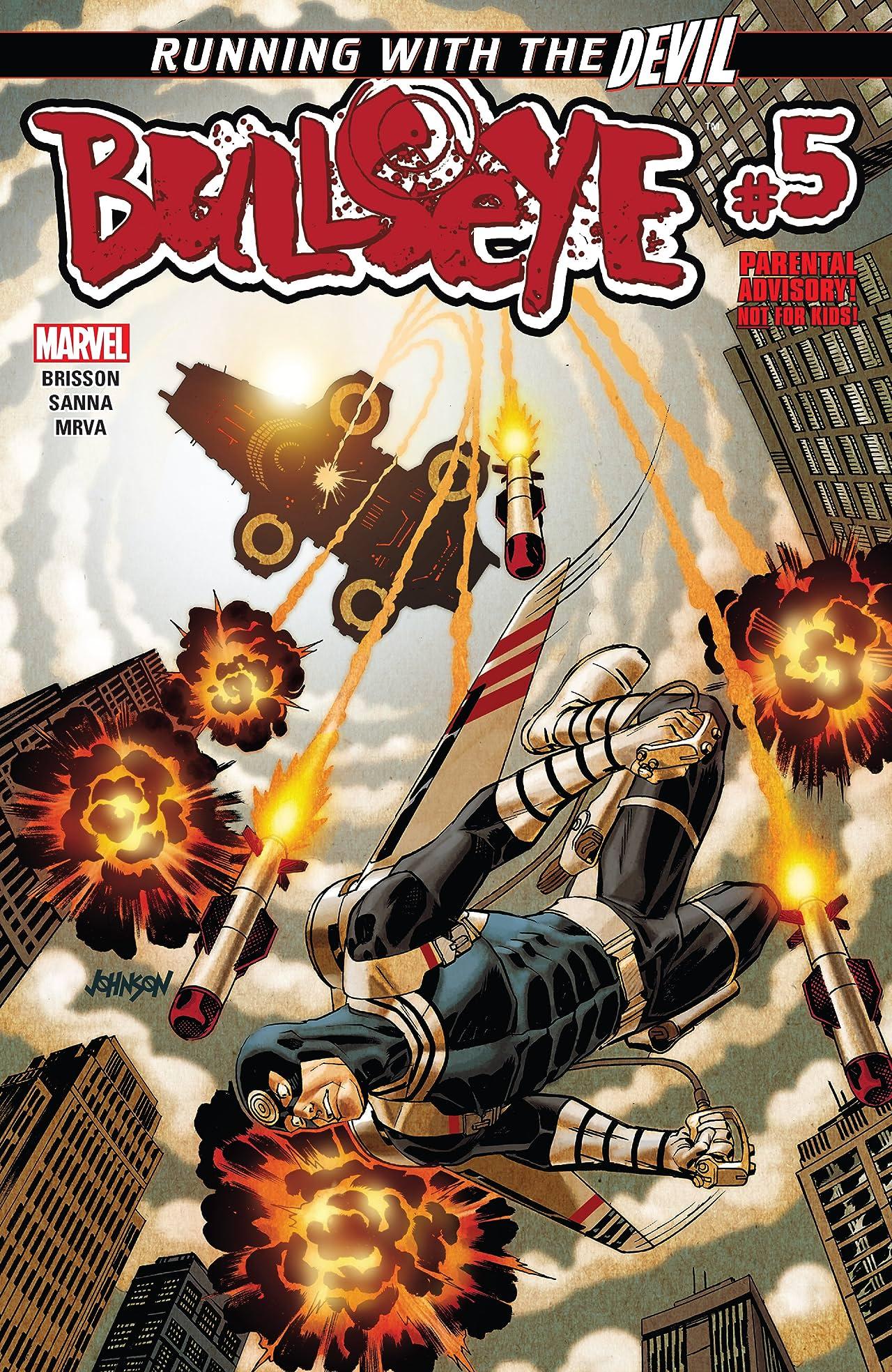 Bullseye (2017) #5