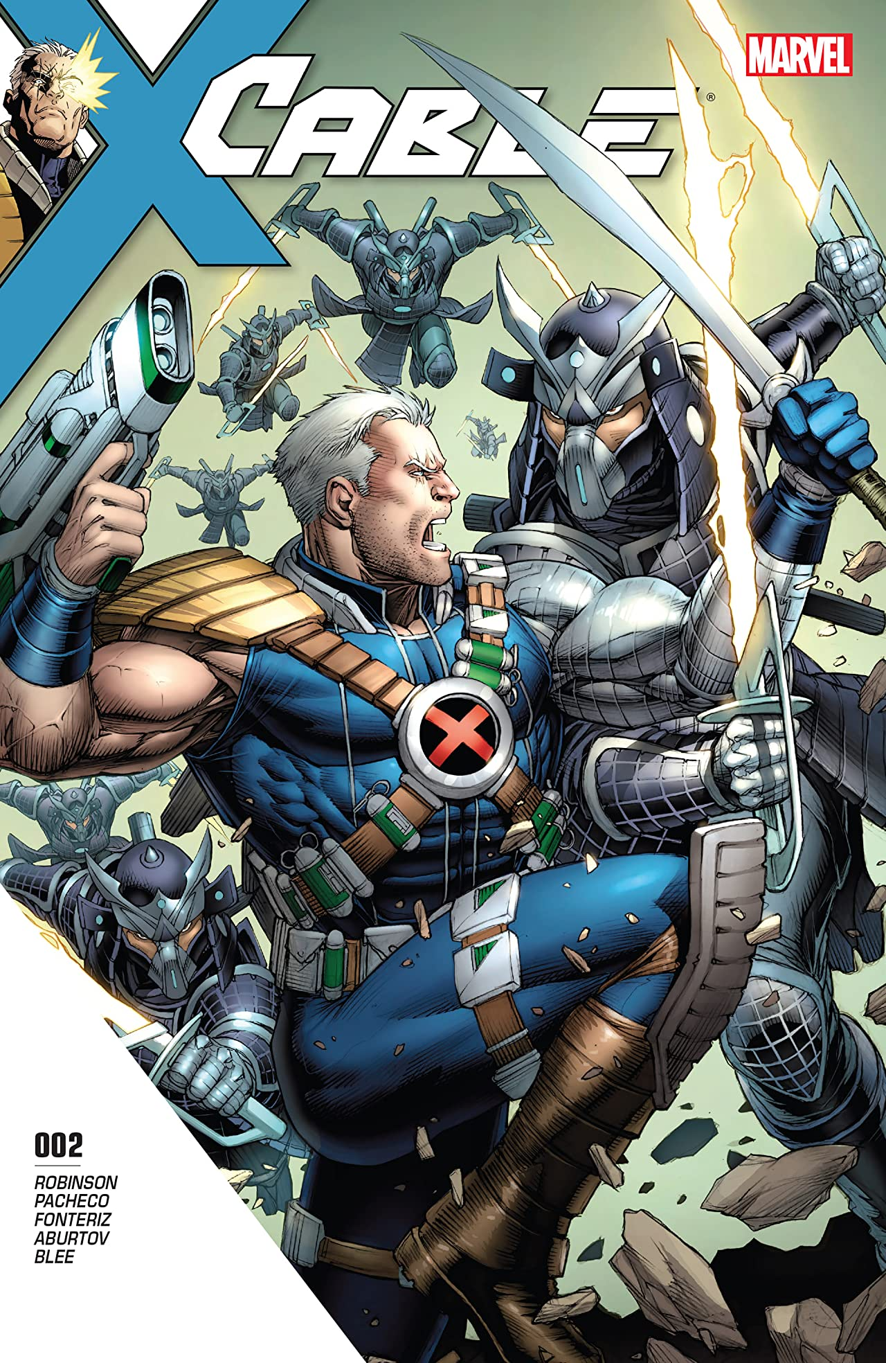 Cable (2017-) #2