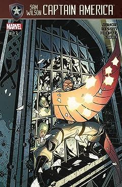 Captain America: Sam Wilson (2015-2017) #23
