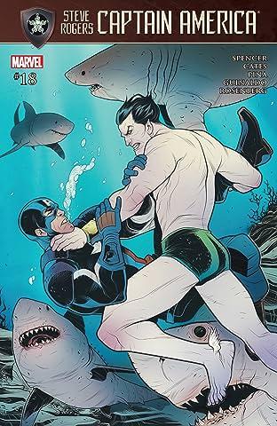 Captain America: Steve Rogers (2016-) #18