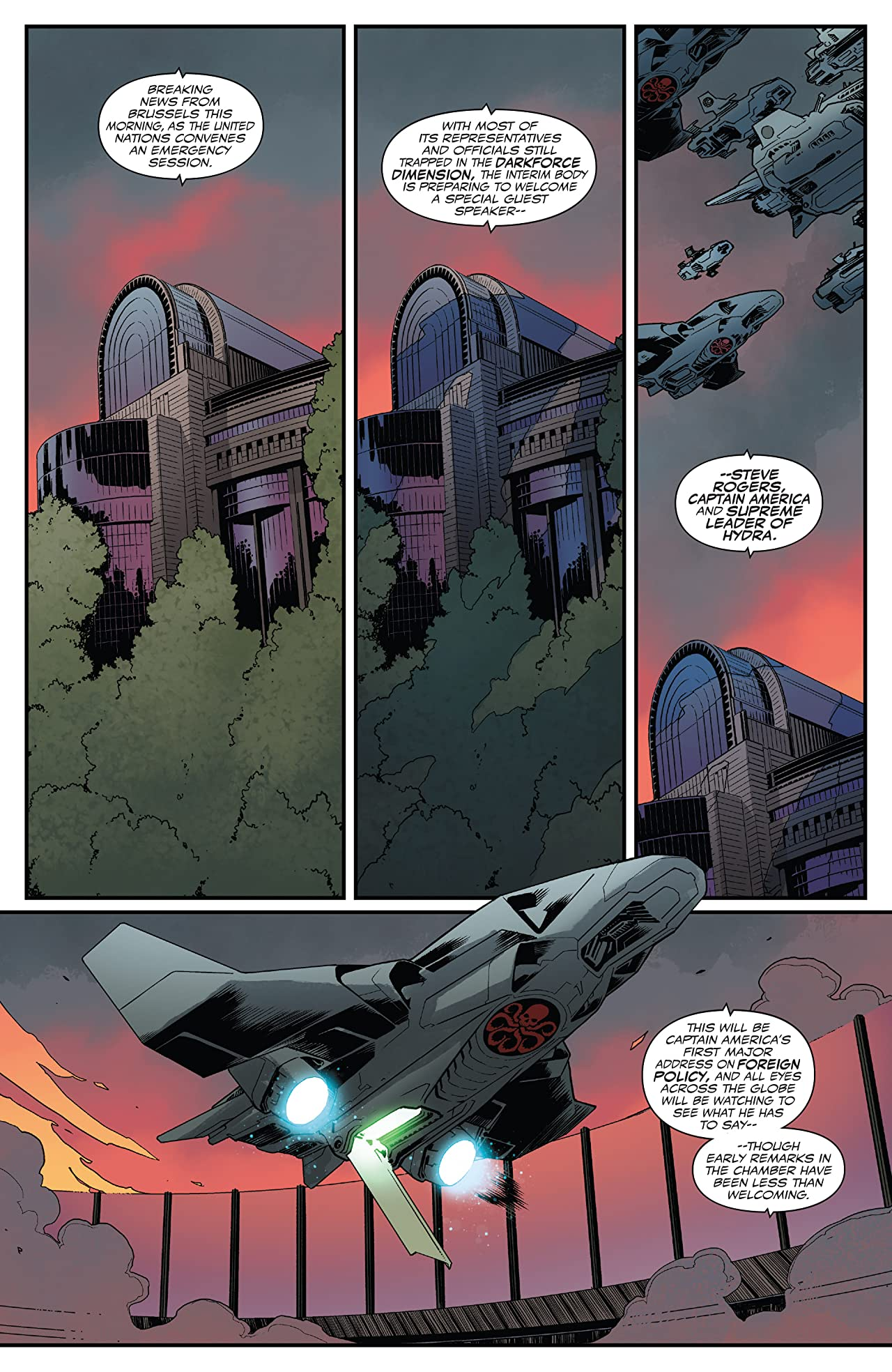 Captain America: Steve Rogers (2016-2017) #18