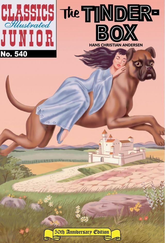 Classics Illustrated Junior #540: The Tinder Box