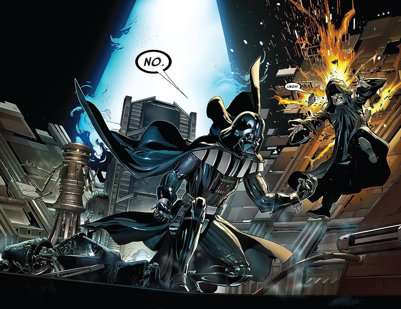 Darth Vader (2017-2018) #1
