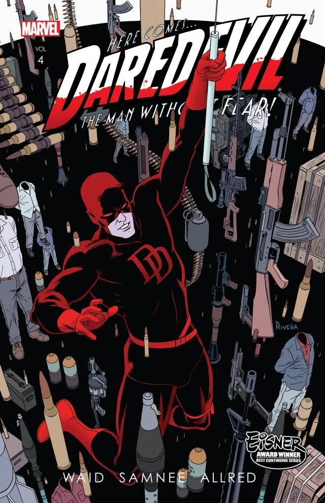 Daredevil By Mark Waid Vol. 4