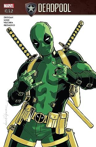Deadpool (2015-) #32