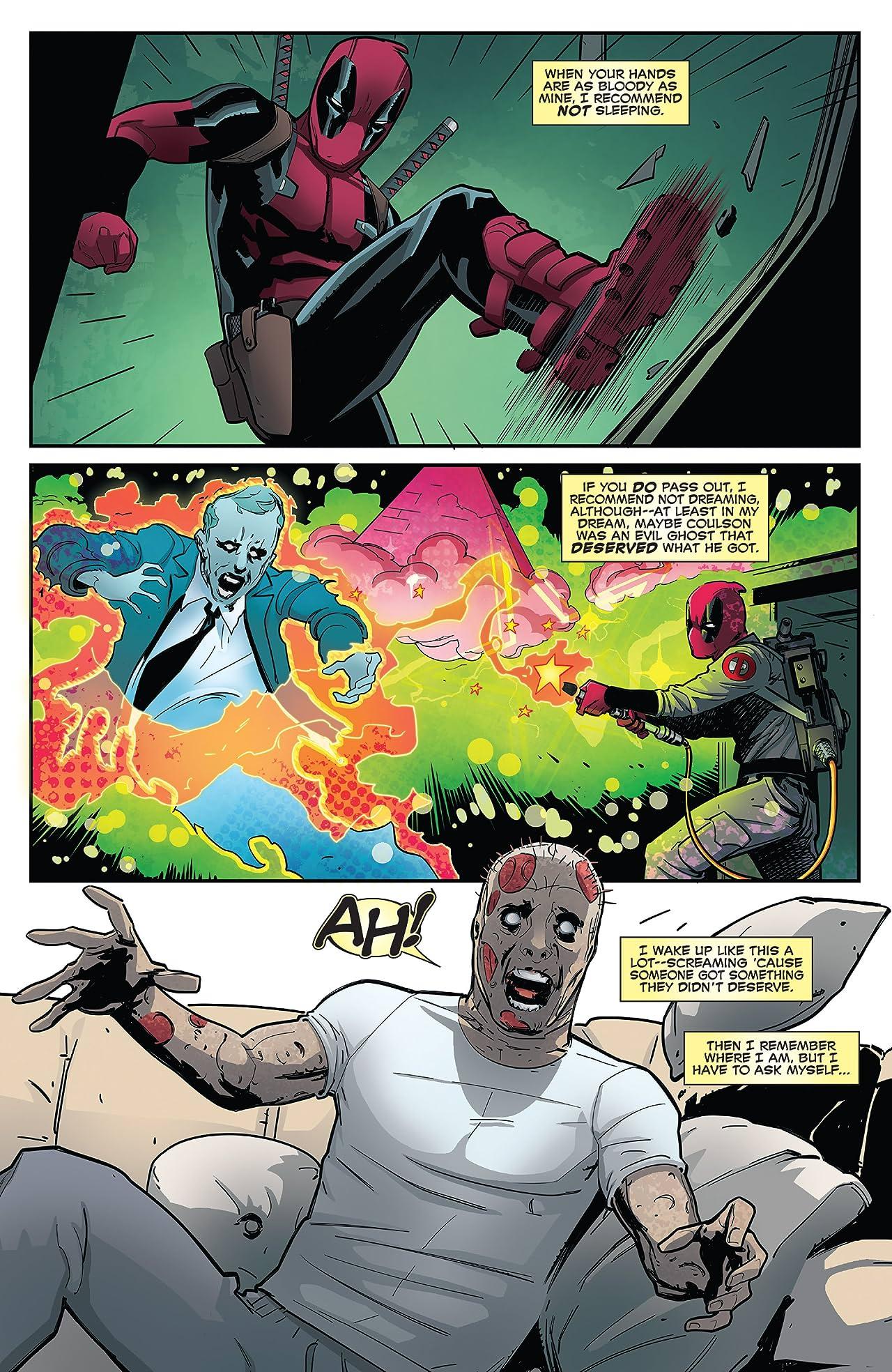 Deadpool (2015-2017) #32