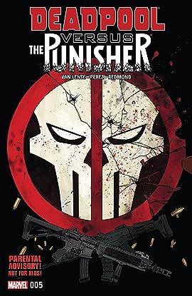 Deadpool vs. The Punisher (2017) #5 (of 5)