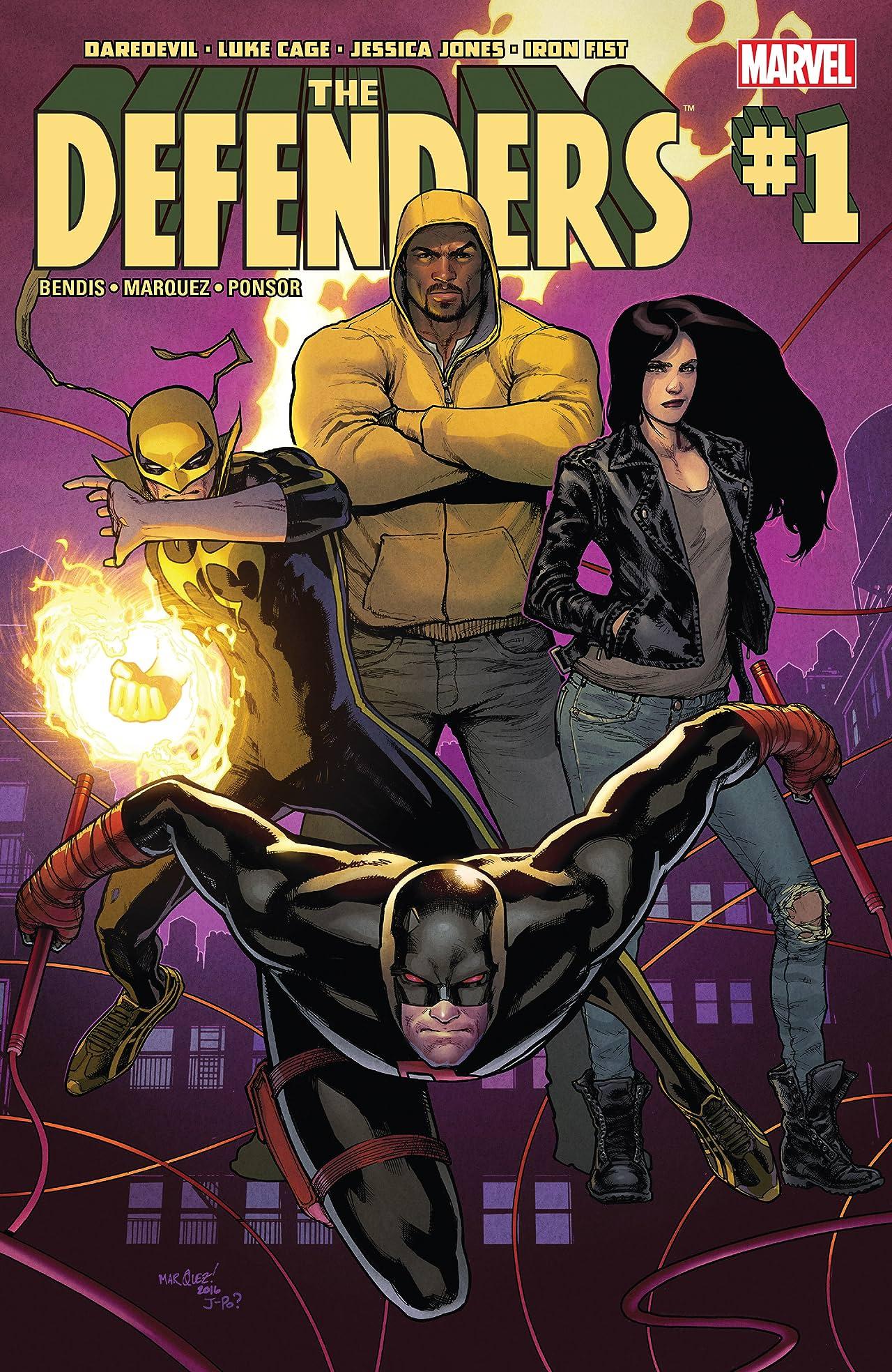Defenders (2017-) #1