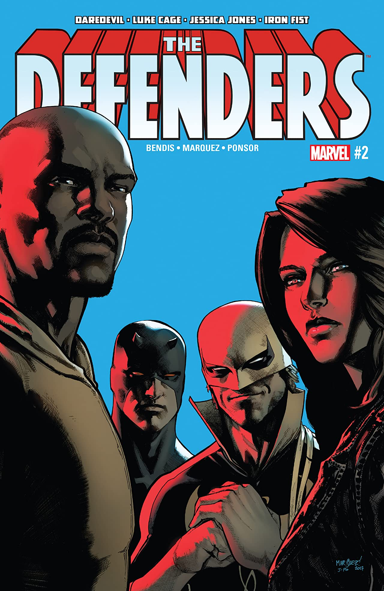 Defenders (2017-2018) #2