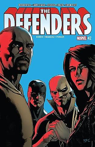 Defenders (2017-2018) No.2