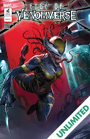 Edge of Venomverse (2017) #1 (of 5)