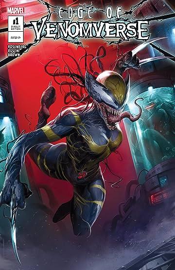 Halftone Hero Podcast Ep. 3 - Ominous... Comic Books Edge of Venomverse