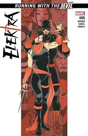 Elektra (2017-) #5