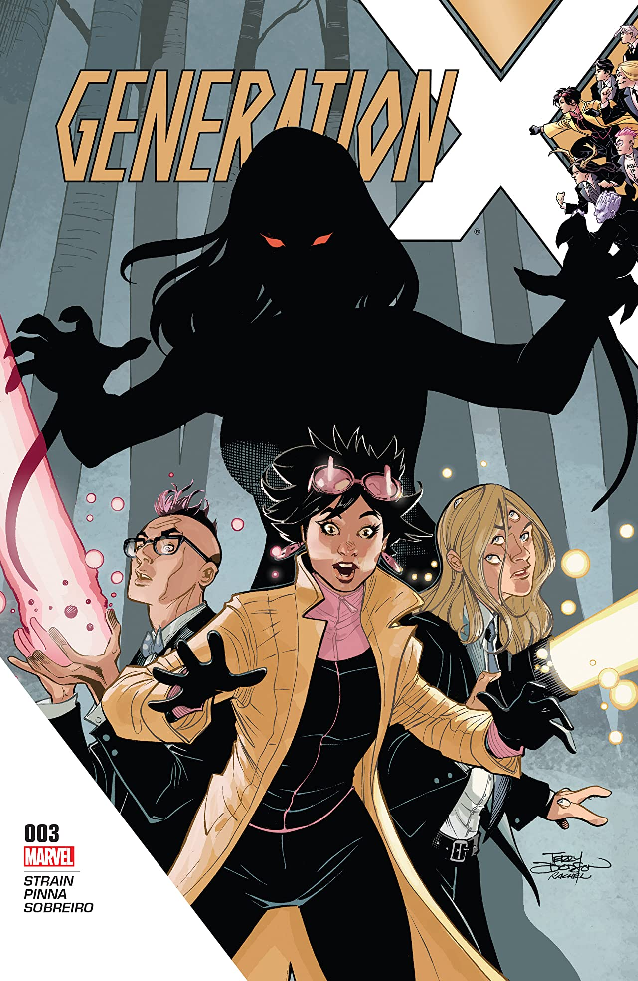 Generation X (2017-) #3