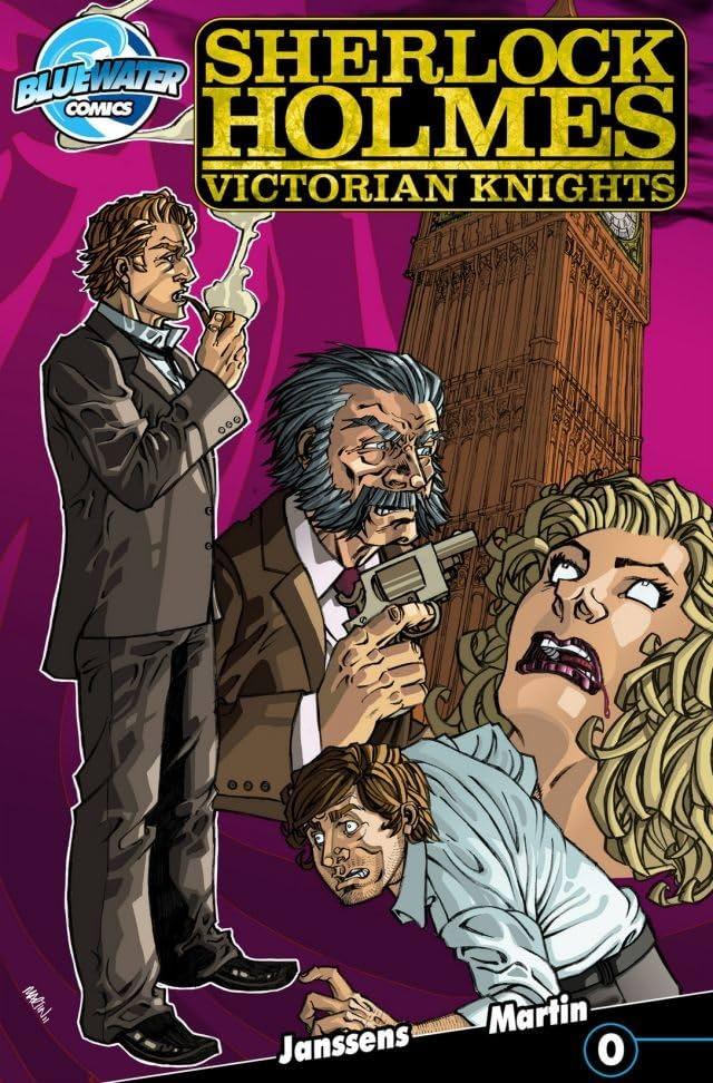 Sherlock Holmes: Victorian Knights #0