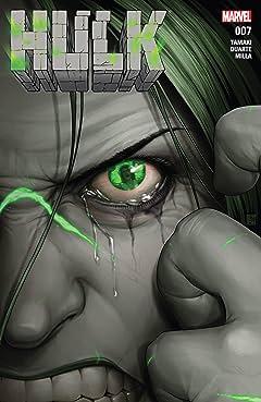 Hulk (2016-) #7