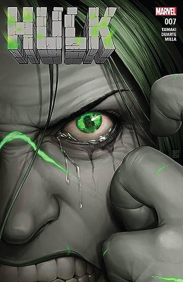 Hulk (2016-2018) #7