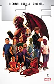 FF by Jonathan Hickman Vol. 3