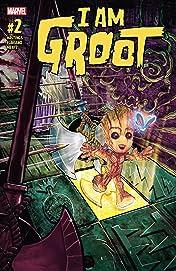 I Am Groot (2017) #2