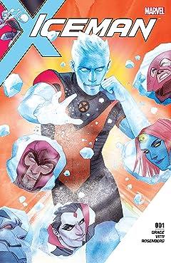 Iceman (2017-2018) #1