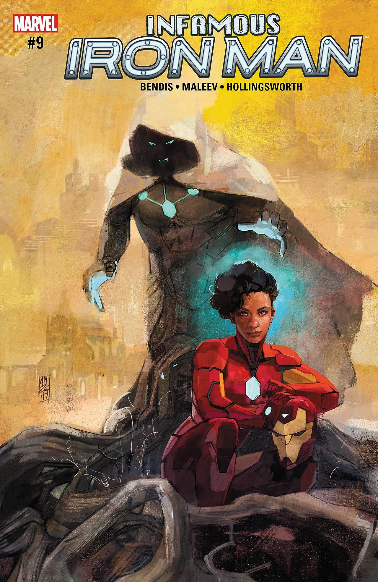 Infamous Iron Man (2016-2017) #9