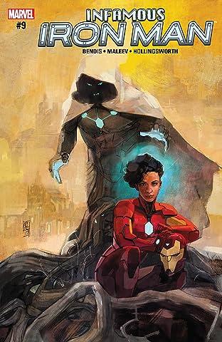 Infamous Iron Man (2016-) #9
