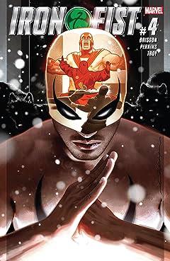 Iron Fist (2017-2018) #4