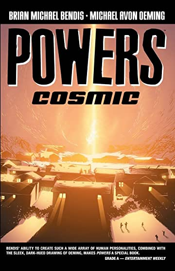 Powers Vol. 10: Cosmic