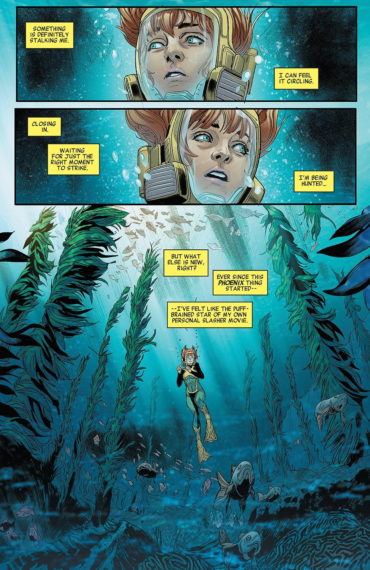Jean Grey (2017-2018) #3
