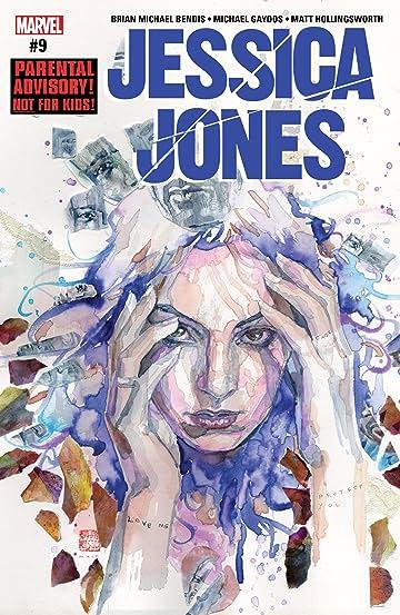 Jessica Jones (2016-) #9