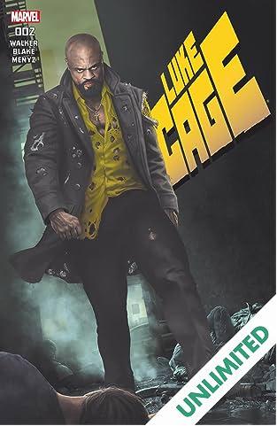 Luke Cage (2017-) #2