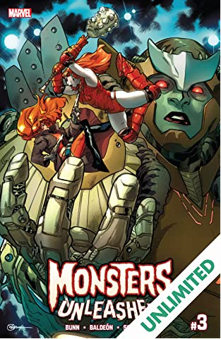 Monsters Unleashed (2017-) #3