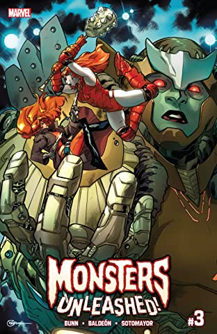 Monsters Unleashed (2017-2018) #3