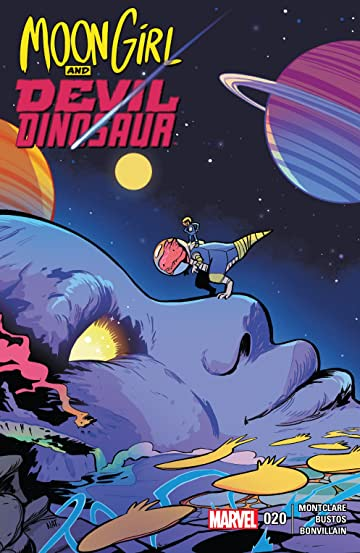Moon Girl and Devil Dinosaur (2015-) #20