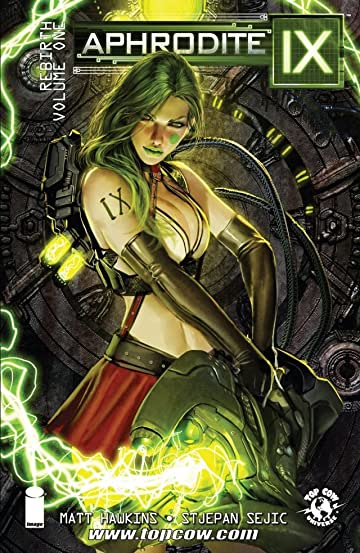 Aphrodite IX: Rebirth Vol. 1